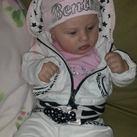 Monnalisa style.. Benthe 15 weken oud