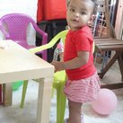 Naijaylah Hier is Naijaylah 1 jaar en 3 mnd. Leuk dat ik haar babynaam tegenkwam op deze website. Haar naam wordt uitgesproken als Nai-jeela, voor de mensen die niet weten hoe het uitgesproken moet worden. En de betekenis in het Engels is: One who is Special, en dat is ze zeker ook :-)
