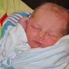 Thomas (opgewekte bevalling) Thomas is onze tweede en kwam maar niet. Daarom hebben we de bevalling laten opwekken in het ziekenhuis.