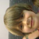 ik ben al groot ik in de trein  mijn haar is juist afgesneden