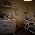 Onze babykamer..