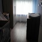 Heb alleen mijn bedje en de kledingkast omgeruild het bedje staat nu voor het raam :)