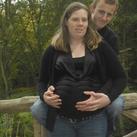 mijn vriend en ik 35 weken zwanger