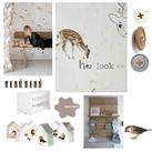 Collage babykamer Zoiets zou het moeten worden! ;-)