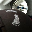 Mijn buikje 20 weken 20 weken buikje met mooie buikband:D
