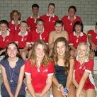Oogjes dicht.. Ik ben dus Syrah (op de foto het meisje op de voorste rij met haar ogen dicht) en mijn sport is waterpolo. Deze foto is gemaakt toen wij kampioen werden.