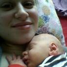 met mommy :)