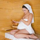 sauna Wel of niet in de sauna tijdens de zwangerschap ?