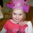 Marit geboren 25/2/08 Marit 4 jaar :)