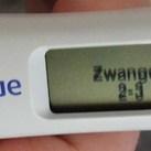 Je zit al 2-3 weken in mijn buik! :)