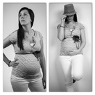 25 weken zwanger Fotoshoot 25 weken zwanger...